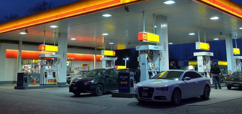Petrol stations and convenience stores