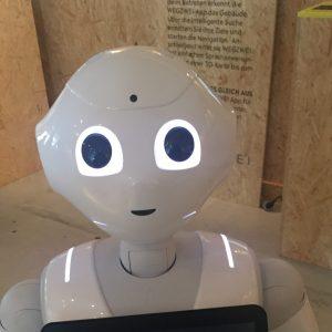 Photo Robot Pepper