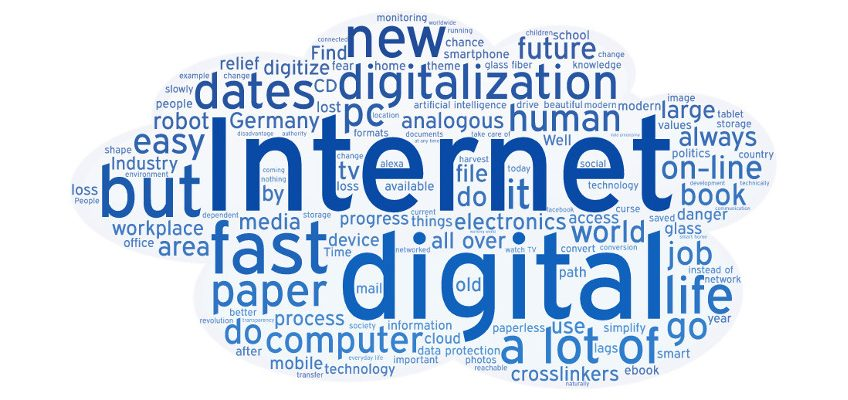 What does digitalization mean for people?